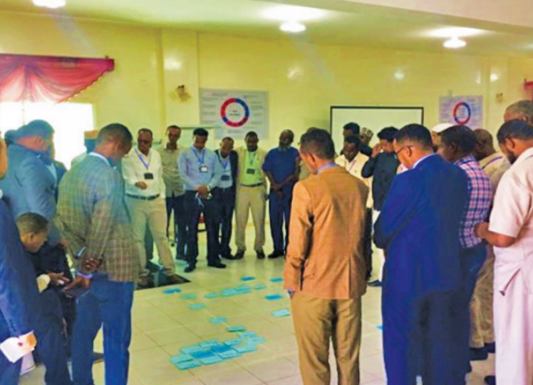 Improving Access to Justice in Somaliland