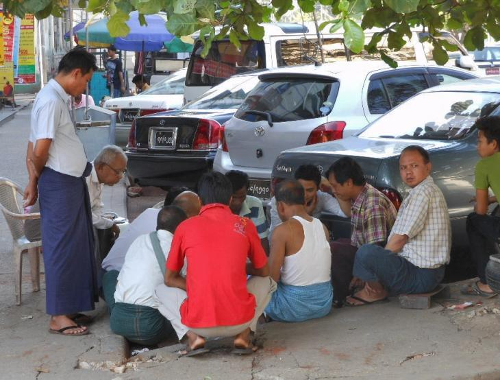 Myanmar's plural justice system